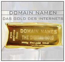 DOMAINNAMEN - DOMAIN HANDEL DAS DIGITALE GOLD