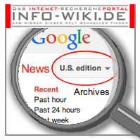 LINK: GGOGLE™ NEWS SEARCH ENGLISCH ENGLISH INTERNATIONAL USA VERSION EDITION